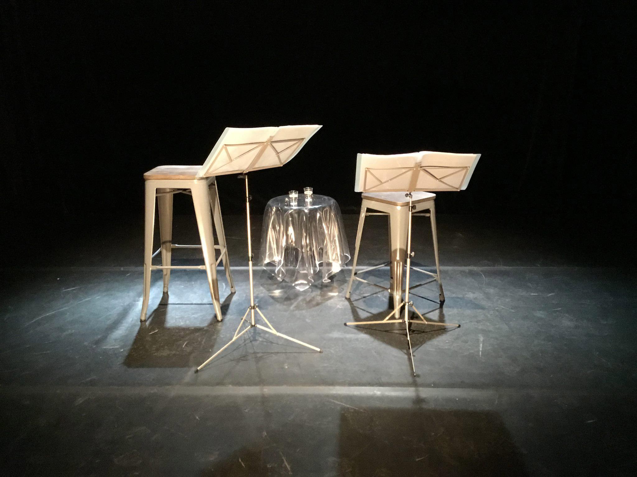 Fantômes - Monique Brun & Thibaud Defever