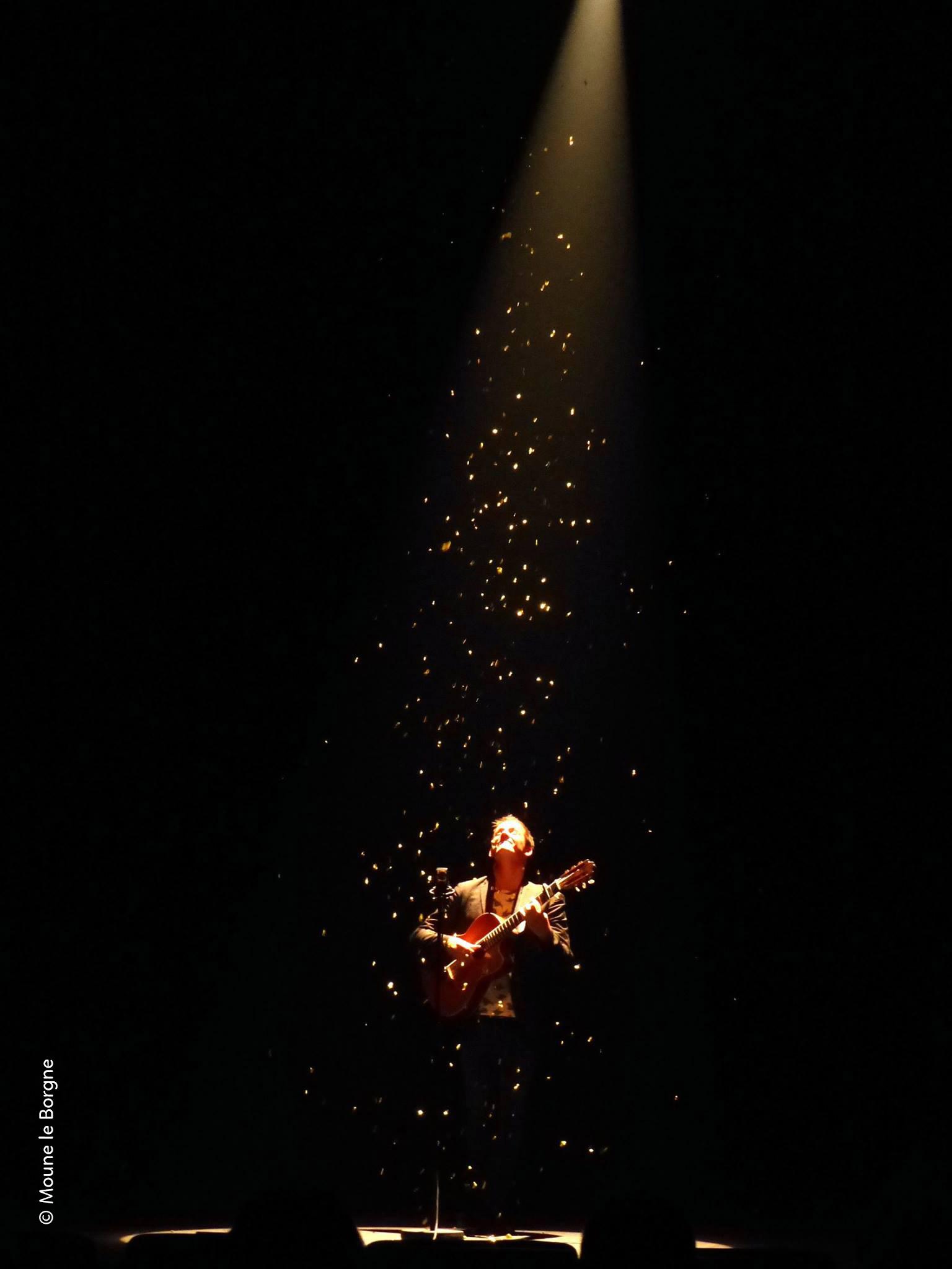 20 ans / 20 dates - Presque Oui - Thibaud Defever - photo : Moune le Borgne