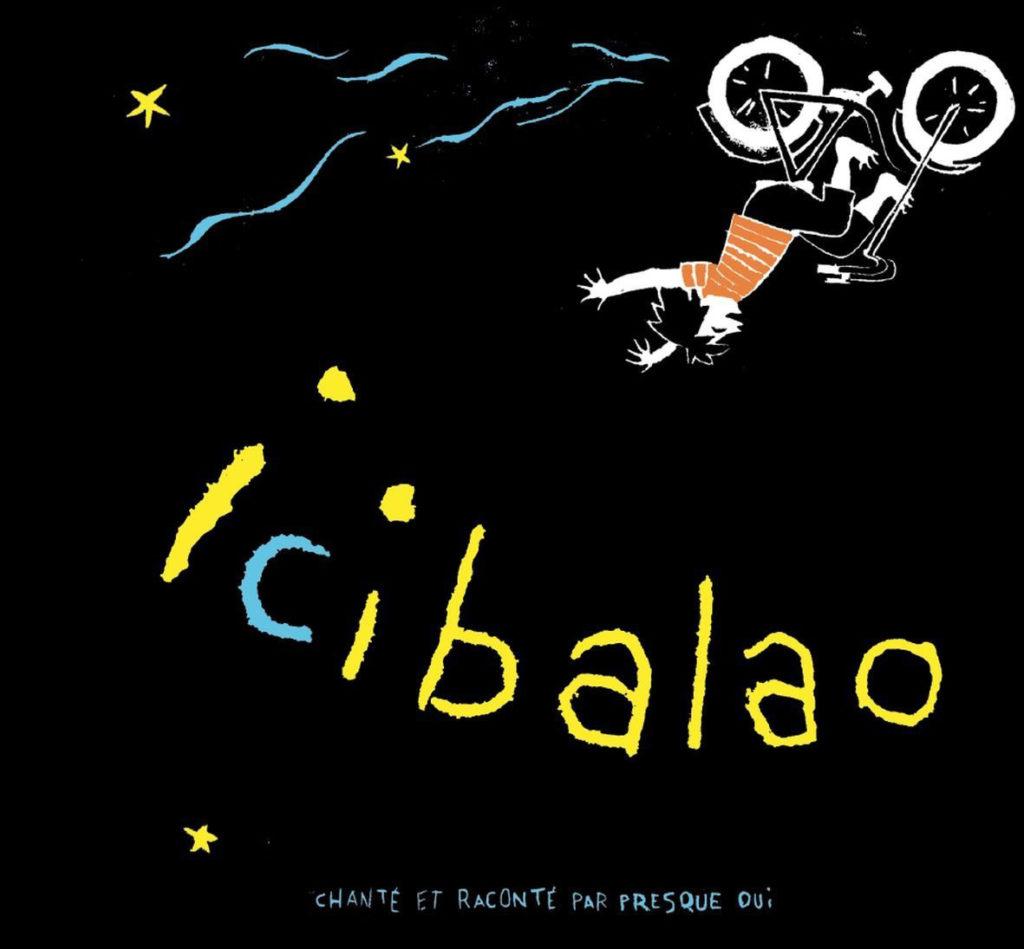 Album Icibalao (Jeune public) par Thibaud Defever - 2016