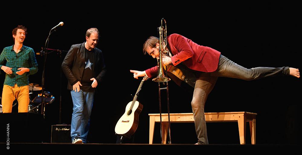 Icibalao_spectacle Jeune Public - Thibaud Defever - photo : Bou Hanna