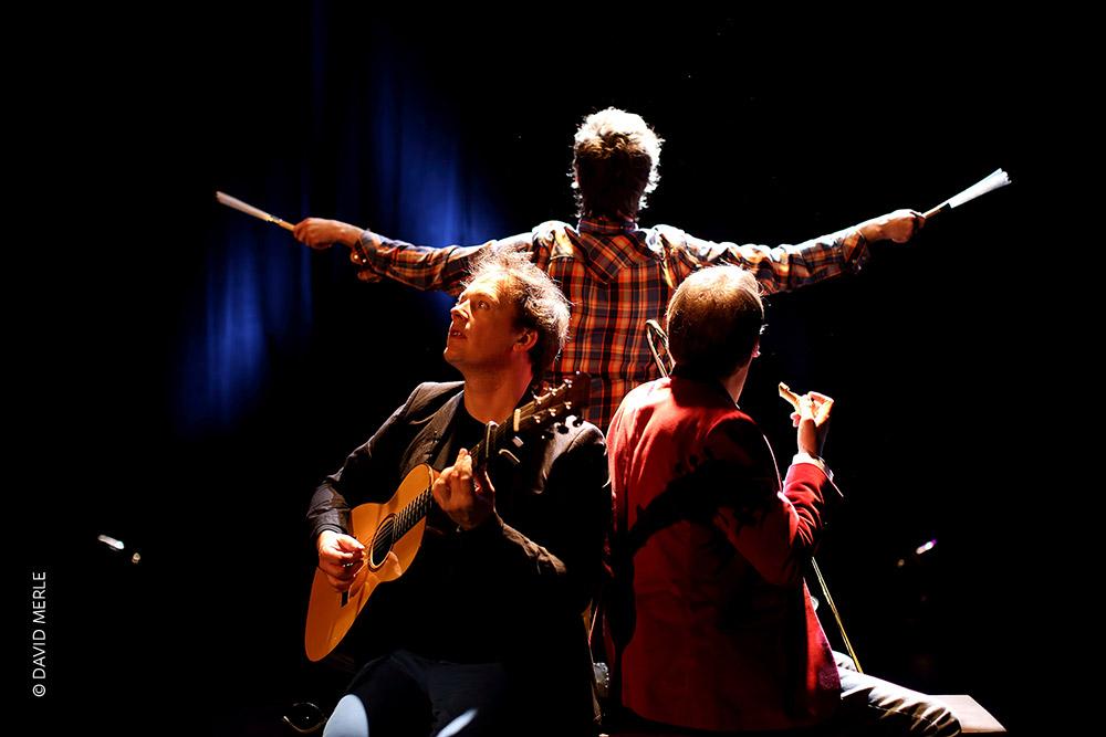 Icibalao_spectacle Jeune Public - Thibaud Defever - photo : David Merle
